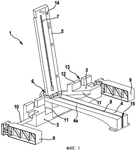 Опорно-направляющее устройство для базирования заготовки и направления движения режущего инструмента