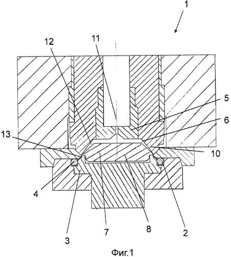 Устройство для изготовления эластомерных изделий