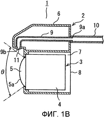 Оболочка бортового оптического сенсора и устройство бортового оптического сенсора