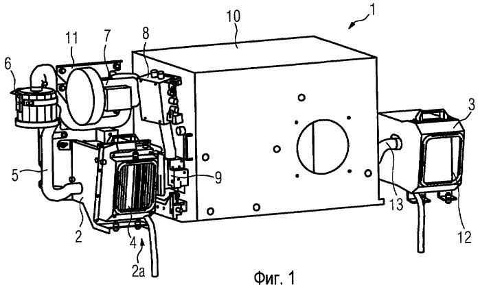 Устройство для предварительной очистки воздуха для кондиционера рельсового транспортного средства