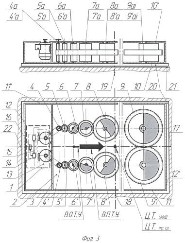 Импульсно-инерционный движитель (иид) и агрегатированный импульсно-инерционный движитель (аиид) для транспортного средства