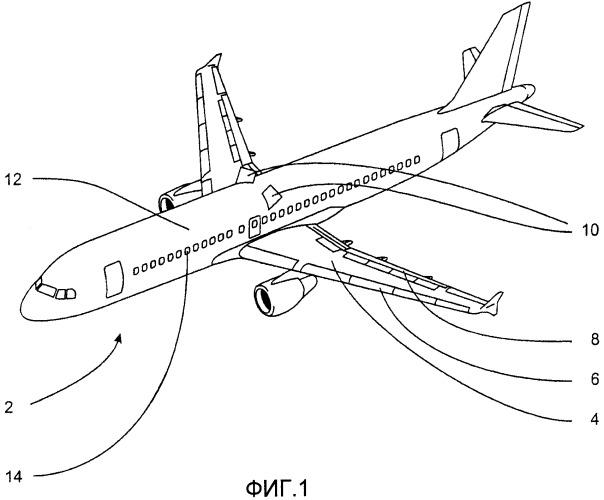 Способ и устройство для создания аэродинамического сопротивления на самолете