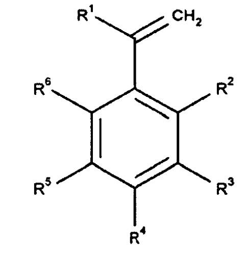 Антипиреновая композиция для применения в полистиролах