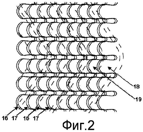 Упругий коллектор тока для электрохимических ячеек