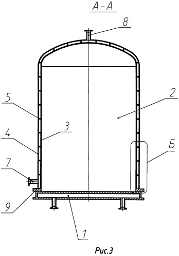 Реактор для получения стержней поликристаллического кремния