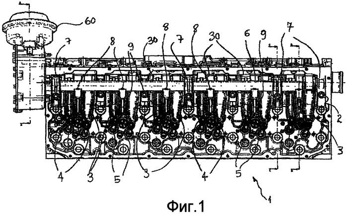 Декомпрессионное тормозное устройство в эндотермических двигателях