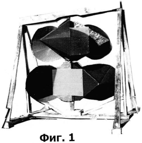 Ветряной двигатель а.н. степанчука