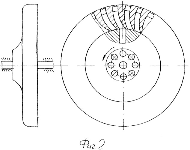 Центробежное тяговое устройство
