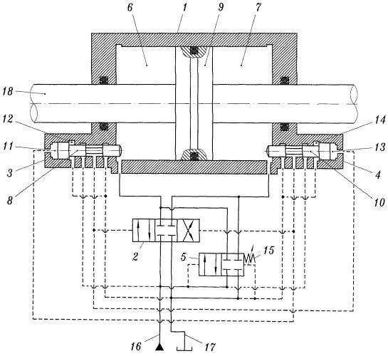 Автоколебательный гидравлический привод