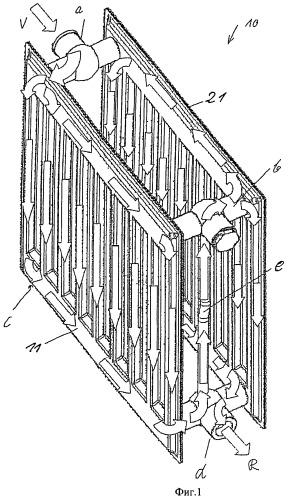 Радиатор с функцией частичной нагрузки