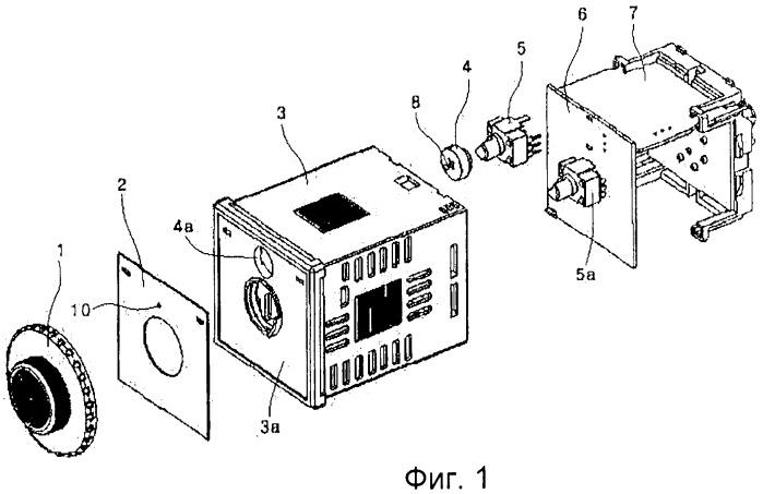 Терморегулятор с круговой шкалой, легко изменяющий температурный диапазон