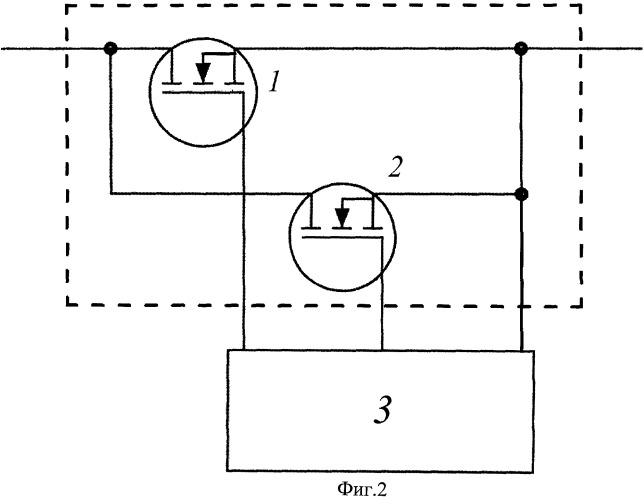 Полевой транзисторный ключ