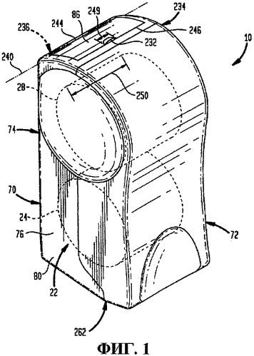 Автоматизированное раздаточное устройство для бумажных салфеток