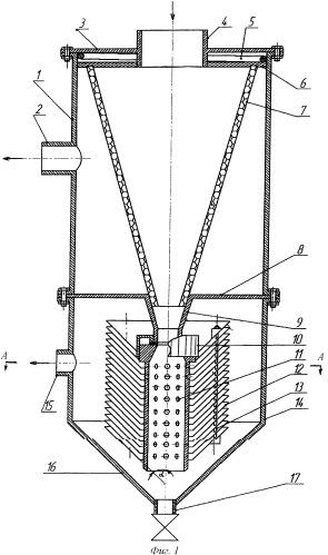 Устройство для очистки жидкостей в циркуляционных системах