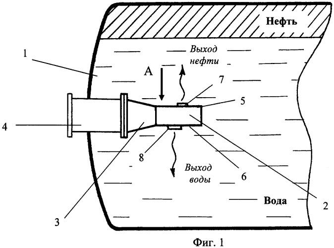 Центробежное коалесцирующее устройство