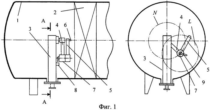 Способ термической очистки коалесцера и устройство для его осуществления