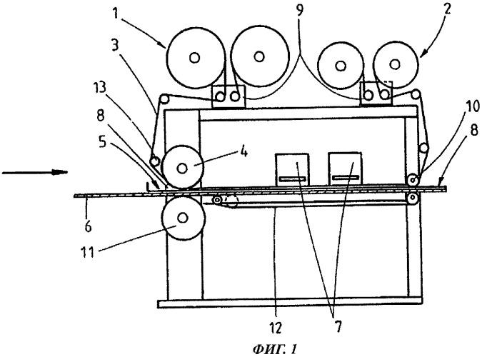 Способ непосредственного нанесения печати на плиты из древесных материалов