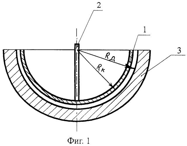 Катод для электрохимической обработки