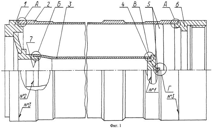 Способ изготовления сложно-комбинированных осесимметричных сварных конструкций