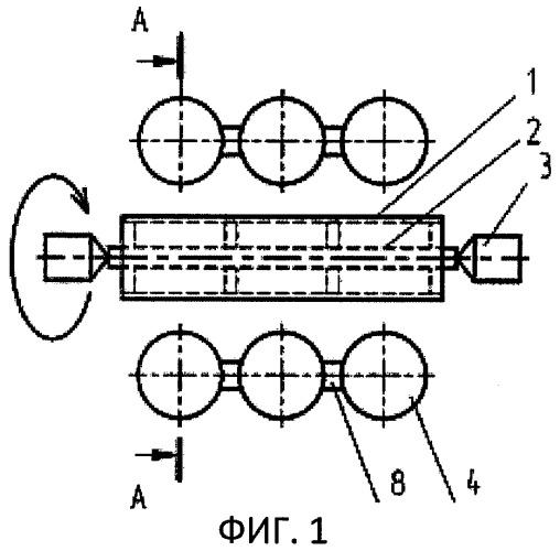 Способ изготовления профильных оболочек из трубчатой детали