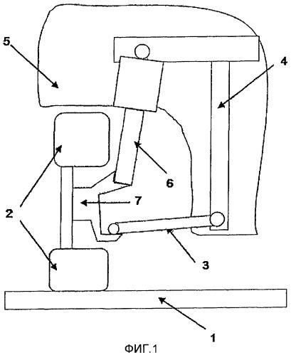 Система для индикации состояния загрузки транспортного средства