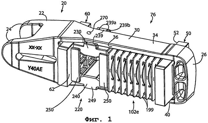 Поглощающий аппарат для амортизации ударных и тяговых динамических нагрузок (варианты) и фрикционный механизм для поглощающего аппарата