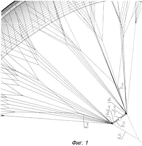 Подвеска, автостабилизирующая мягкое привязное крыло (варианты)