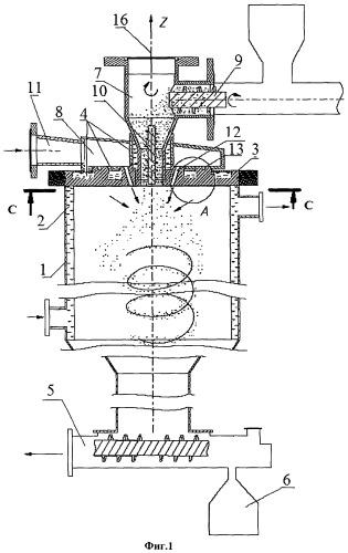 Способ получения гексафторида урана и реактор для осуществления способа