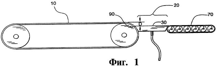 Устройство для формирования панелей, способ изготовления панелей и способ изготовления плиточных изделий
