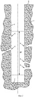 Способ крепления пробуренного участка скважины обсадной трубой и устройство для его осуществления