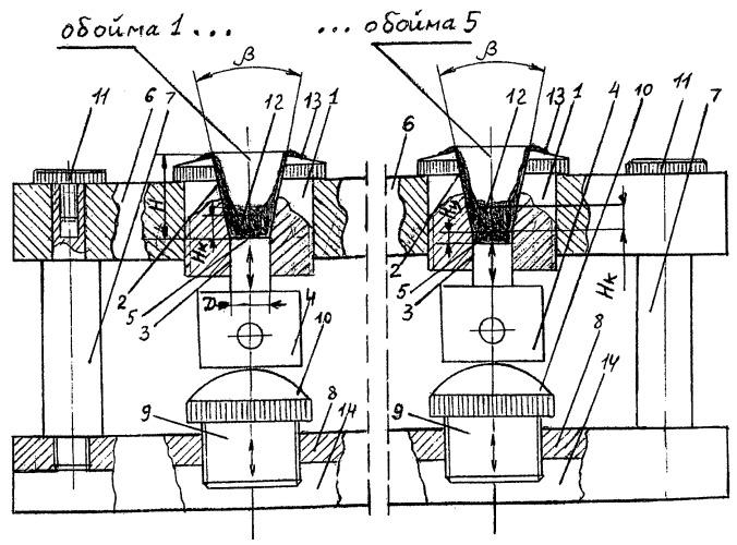 Устройство для определения адгезионной и когезионной прочности газотермических покрытий на образцах