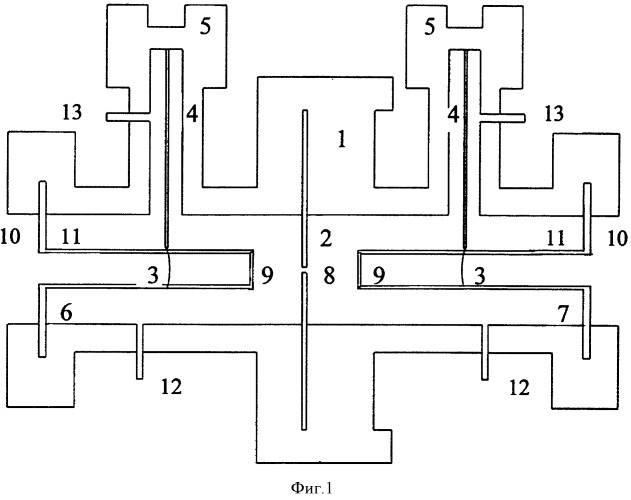 Ячейка для термолинзовой спектрометрии