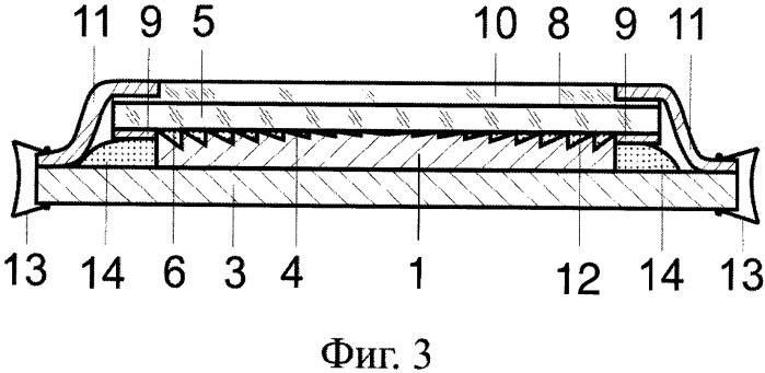 Способ изготовления линз френеля для концентраторного фотоэлектрического модуля