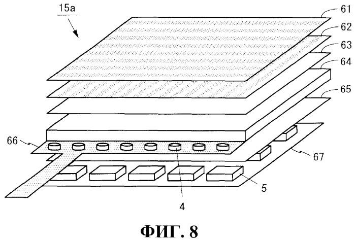 Устройство формирования изображения, имеющее оптические датчики