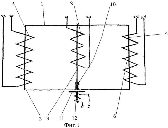 Способ защиты электроустановок от перегрева
