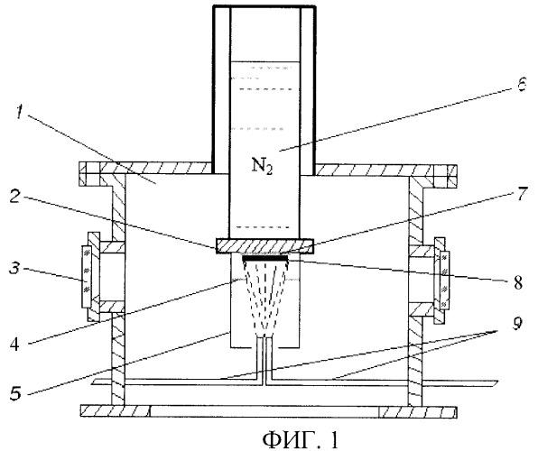 Способ получения газовых гидратов