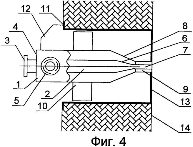 Устройство для распыления сорбента в среде дымовых газов теплотехнических установок