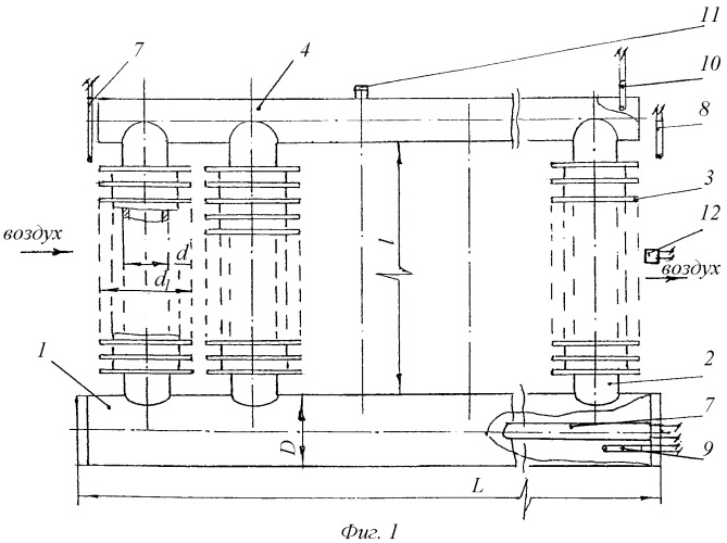 Модель кристаллизатора