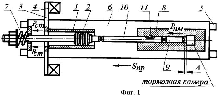 Способ статико-импульсного упрочнения длинномерных отверстий
