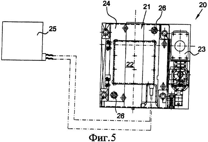 Устройство и способ позиционирования и блокирования люнетов, предназначенных для валков прокатного стана, в шлифовальных станках и шлифовальные станки, в которых применяются данные устройство и способ