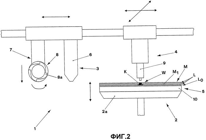 Способ производства трехмерных объектов