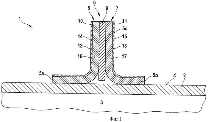 Способ производства конструктивного элемента
