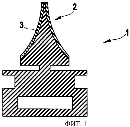 Резиновая лента щетки стеклоочистителя и способ ее изготовления