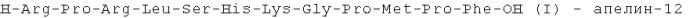 Додекапептиды, обладающие кардиопротекторными свойствами
