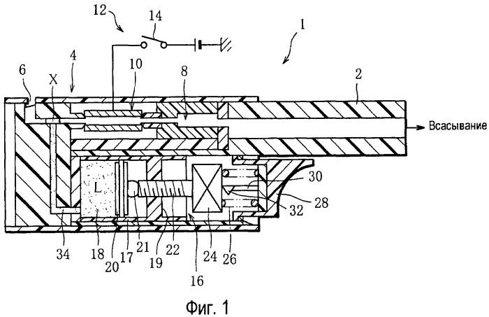 Жидкость для образования аэрозоля для ее применения в аэрозольном ингаляторе