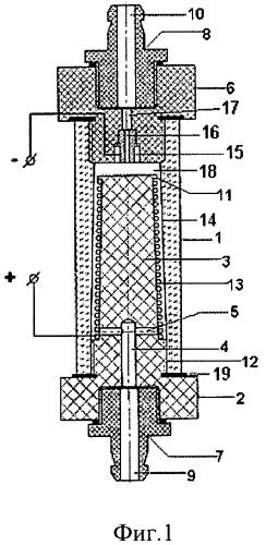 Тепловая ячейка отопительной батареи