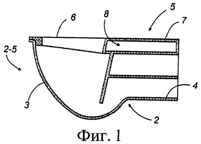Керамическое сантехническое устройство