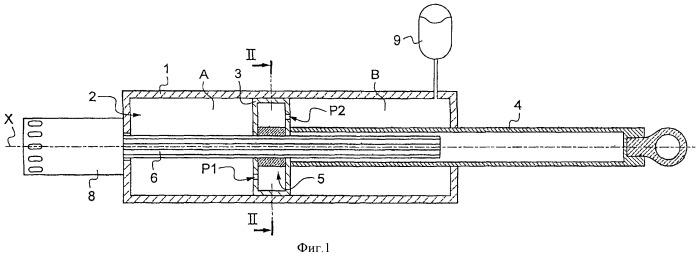 Электрогидравлический привод с насосом, встроенным в поршень