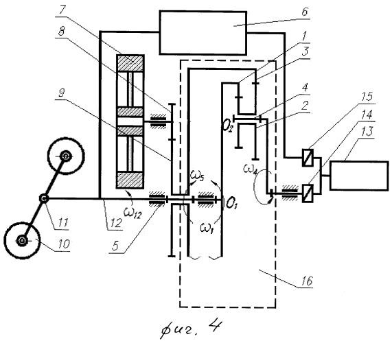 механизмом рекуперации