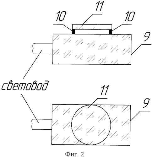 Волоконно-оптический преобразователь давления